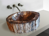 petrified-wood-vessel-sink