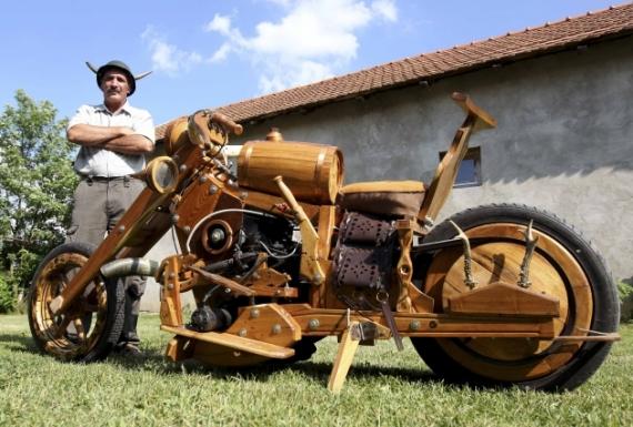 Дрвени мотор