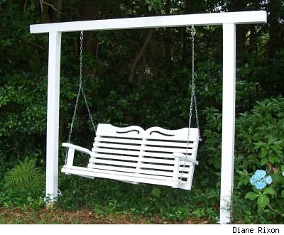 yard-swing