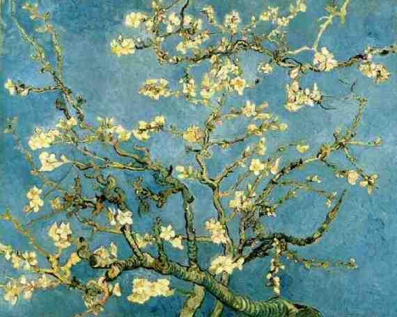 Van Gogh badem u cvetu