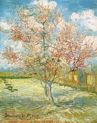 VincentvanGogh-BloeiendeperzikbomenIII1888