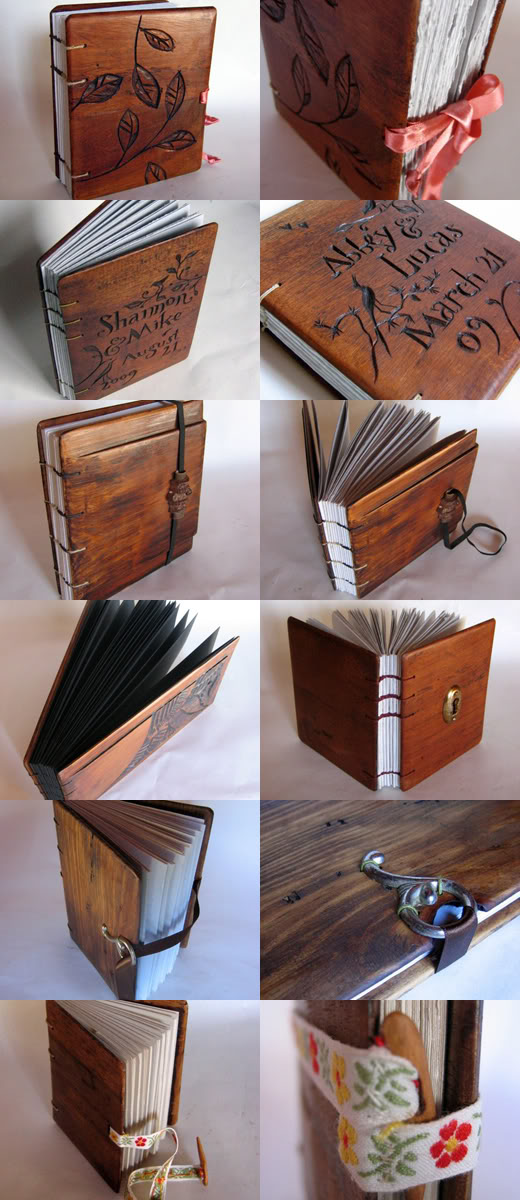 wooden-books