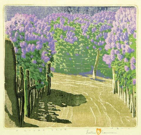 Annex Galleries_BAUMANN_lilac year
