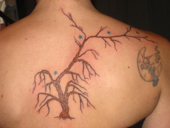 Elegant-Tree-Tattoos