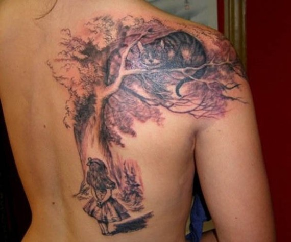 lewis-carroll-alice-cheshire-tree-tattoo