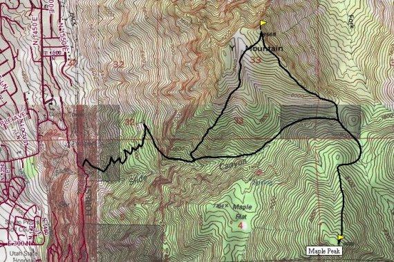 maple_mountain_map utah