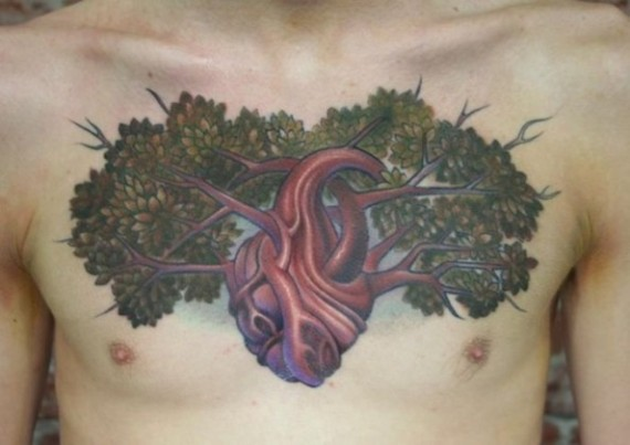 Tree-of-life-tattoo-with-a-tree-growing-out-of-a-human-heart-symbolizing-the-cycle-of-life.-594x420