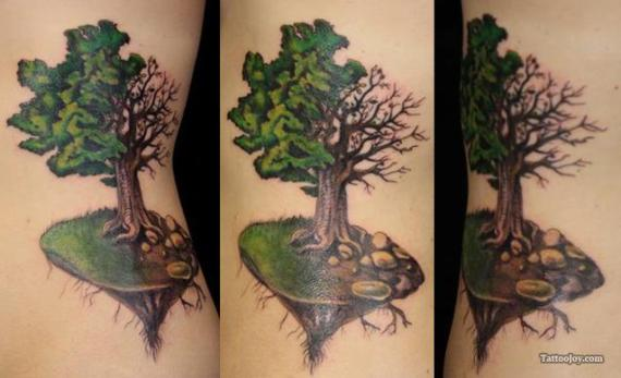 tree-seasons-tattoo