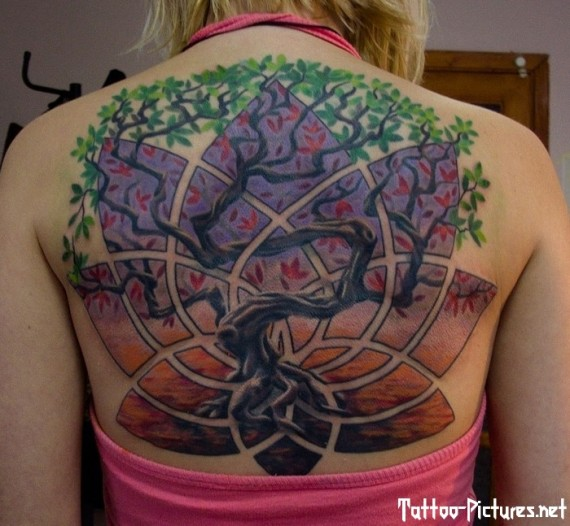 Tree-Tattoo