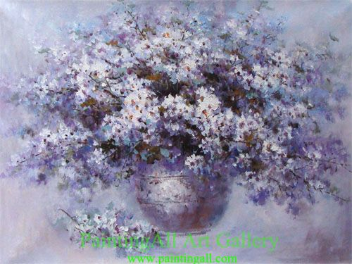 White-Lilacs-in-a-Jar-Flower-Painting