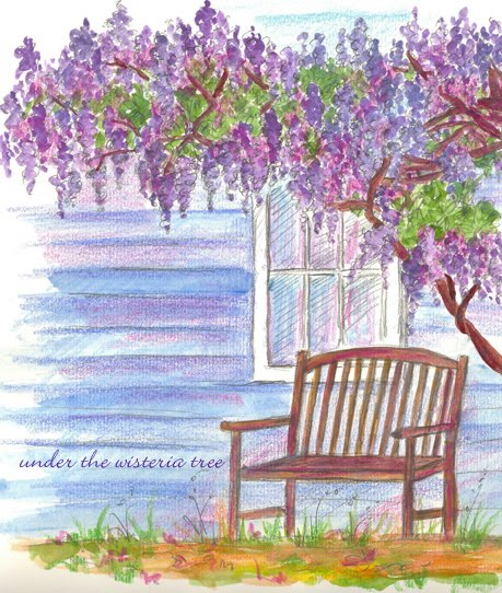 72 wisteria tree