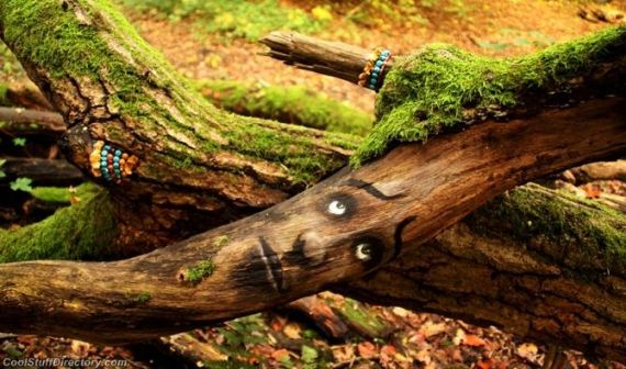 Amazing Tree Wood Art by Duo Zonenkinder (16)