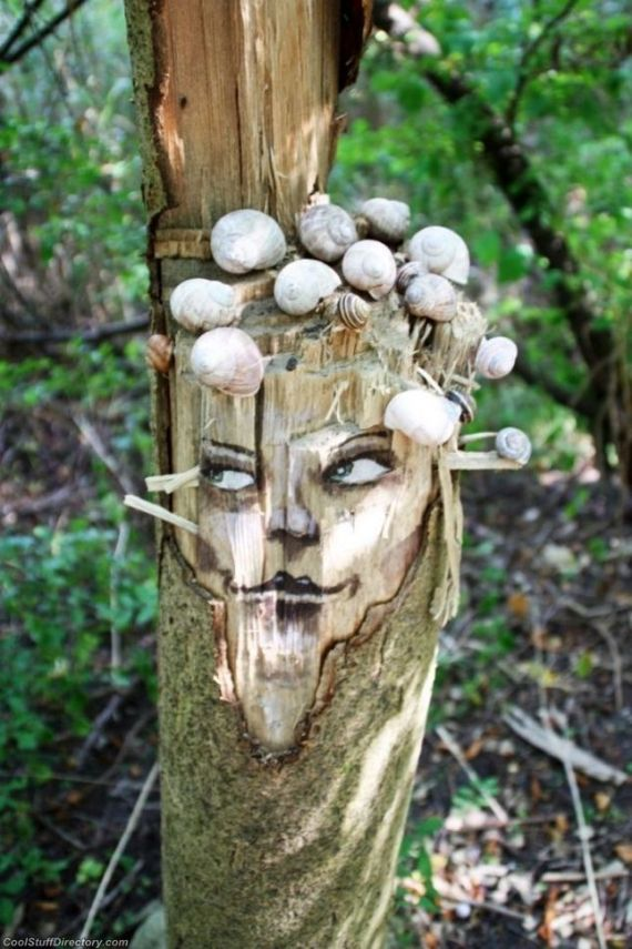 Amazing Tree Wood Art by Duo Zonenkinder (9)