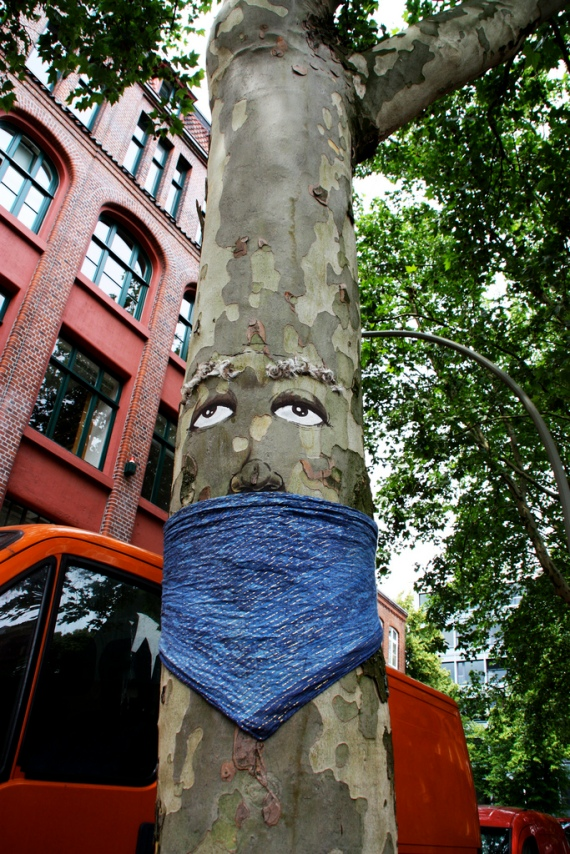 Amazing Tree Wood Art by Duo Zonenkinder