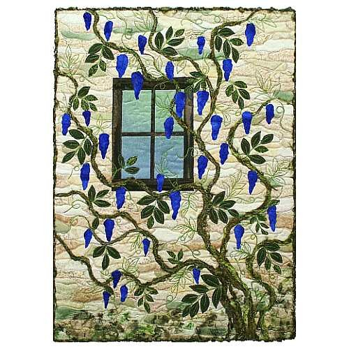 art_quilt-_mixed_media_fabric_wall_art-_wisteria_window_2_d0fb5b4c