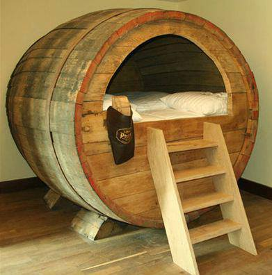 BEER BARREL HOTEL GERMANY