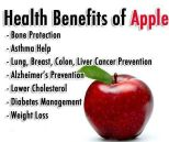 24 apple benefits