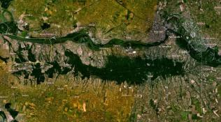 Fruška_Gora_satellite_photo