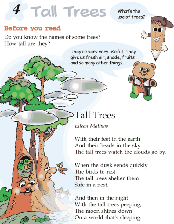 Grade-2-Reading-Lesson-4-Poetry-Tall-Trees