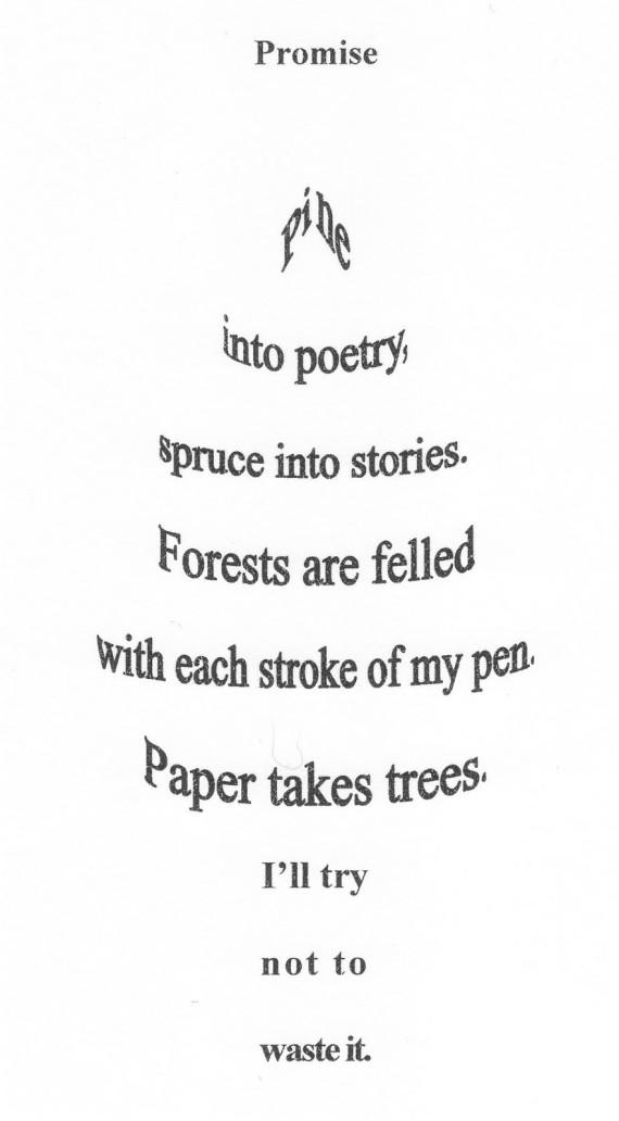 Promise tree shape good scan