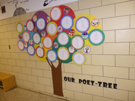 Susan's Poet Tree