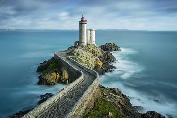 Brest-Light-House-France-by-Stefan-Cruysberghs
